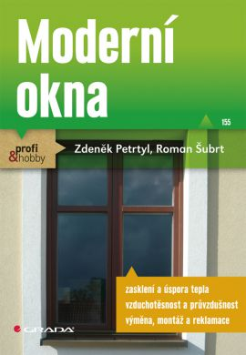 Kniha Moderní okna