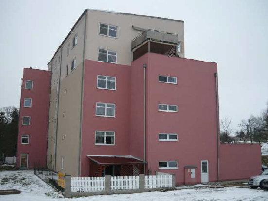 Bytový dům v Kaplici