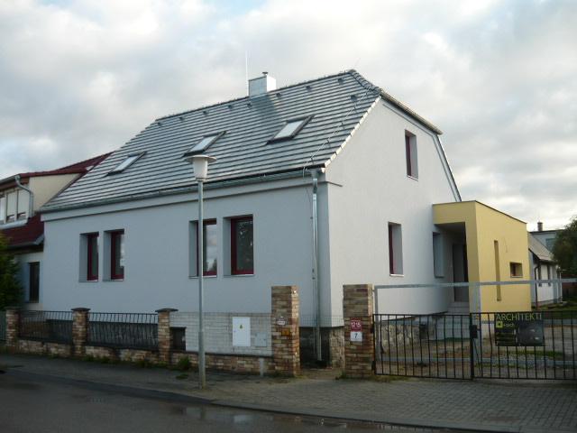 Dotace na zateplení rodinného domu - Nová zelená úsporám. Příklad realizované zakázky v Českých Budějovicích, ulice Vidovská.