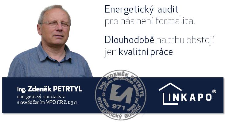 Energetické audity zpracováváme objektivně, pravdivě a úplně.