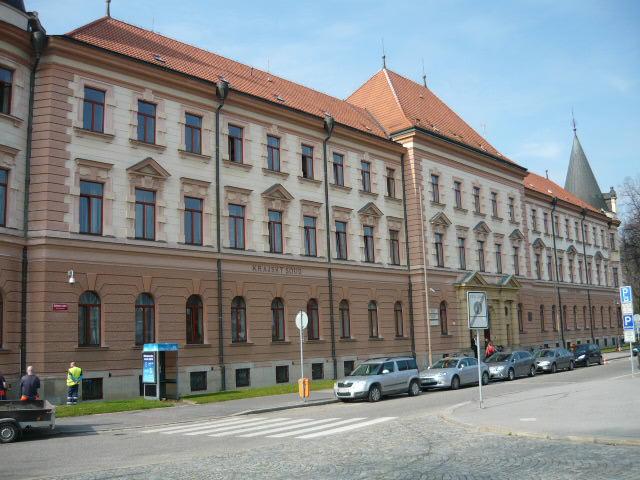 PENB veřejné budovy - krajský soud