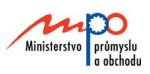 Ministerstvo průmyslu a obchodu - sekce stavebnictví