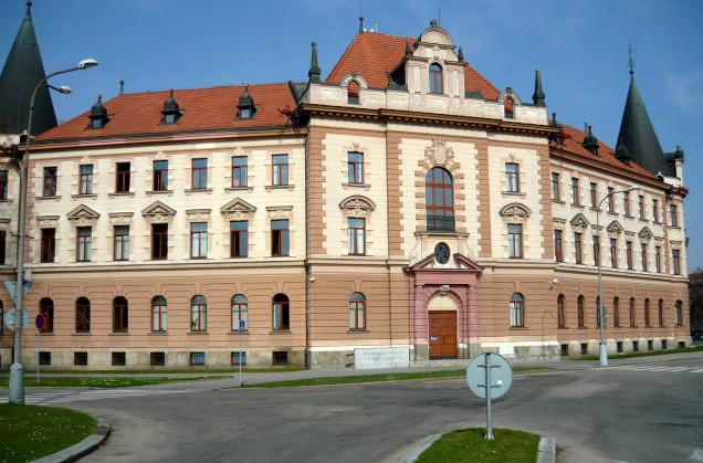 PENB veřejné budovy - krajský soud v Českých Budějovicích