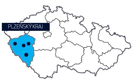 Projekty zateplení, revitalizace a rekonstrukce bytových domů v Plzeňském kraji