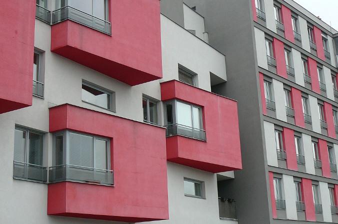 Příklad bytového domu