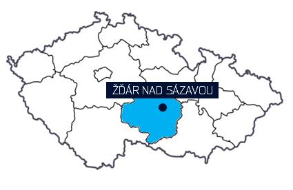 Ve Žďáru nad Sázavou zpracujeme projekt zateplení/revitalizace/rekonstrukce bytového domu - panelového či zděného cihlového.